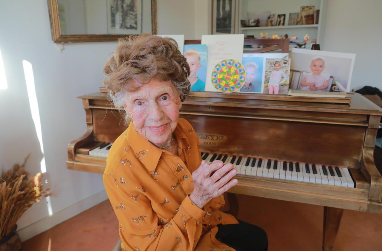 L'histoire de Colette, pianiste de 106 ans: Un siècle de piano, le secret de la jeunesse de cette Française